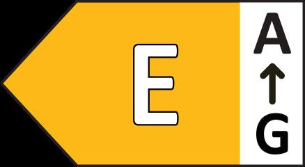 EU Energy Rating: E